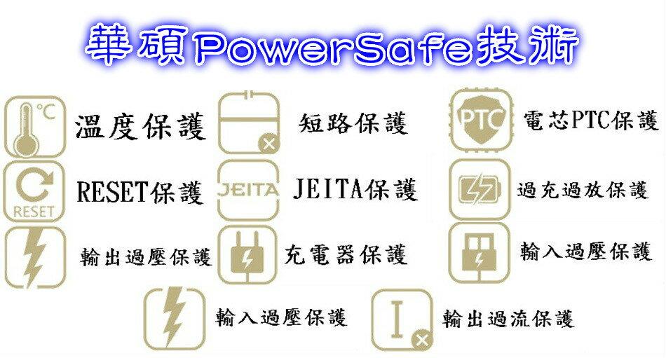 銷量第一 ASUS ZenPower 10050mAh名片型行動電源 華碩行動電源 日本原廠電芯 / 手機 / 勝小米 APPLE 4