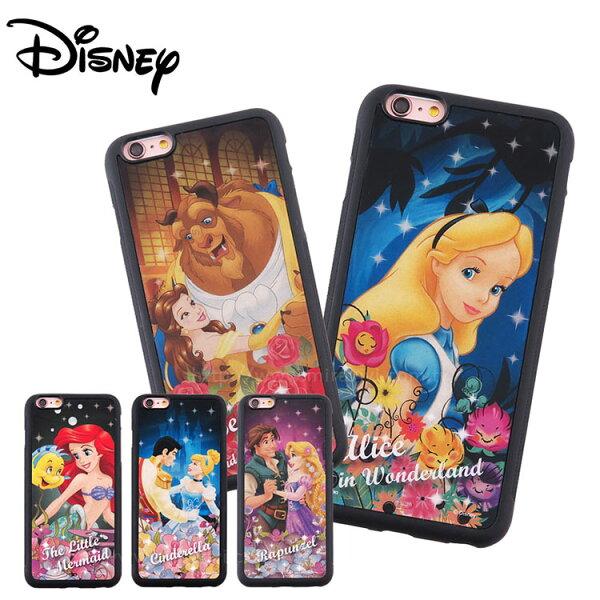 Miravivi:Disney迪士尼iPhone66sPlus(5.5吋)防手滑保護殼_星光公主