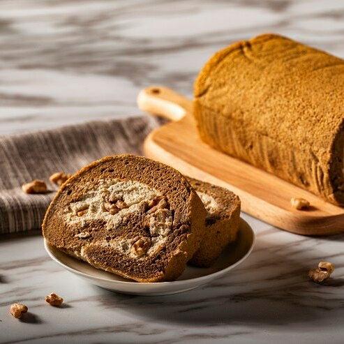 咖啡核桃生乳卷 ❤ 咖啡蛋糕  ❤人氣團購甜點 ❤伴手禮最佳選擇  580g 0