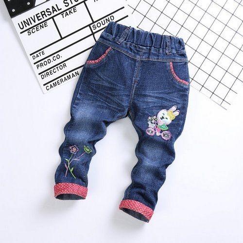 中小童牛仔褲嬰幼兒長褲寶寶褲童裝CH5342好娃娃