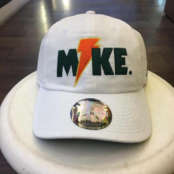 BEETLE PLUS:現貨BEETLEJORDANXGATORADELIKEMIKECAP白色老帽可調AJ1271-100AJ-132