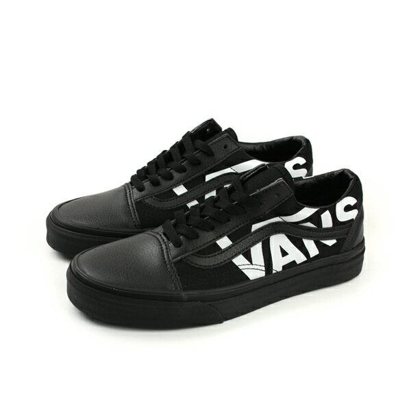 HUMAN PEACE:VANSOldSkool運動鞋休閒鞋黑色男鞋73010544no483