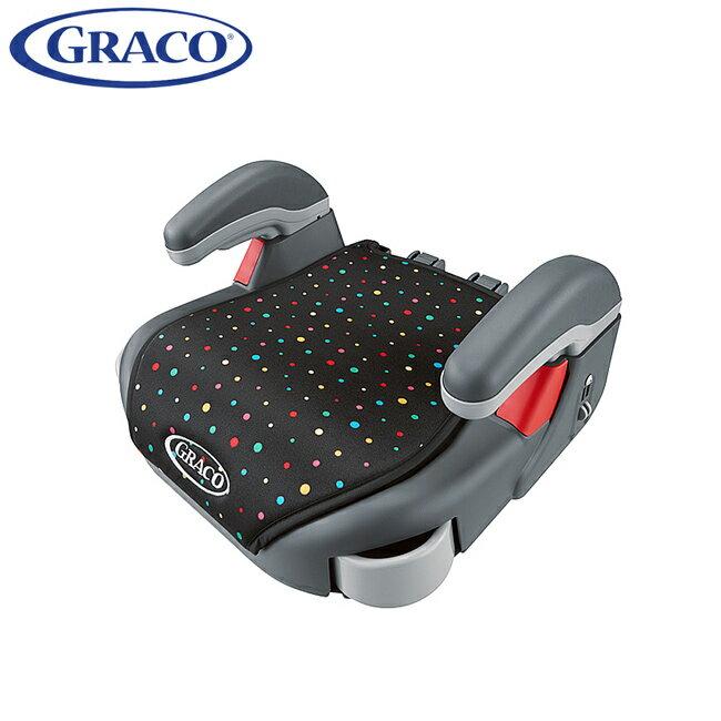 GRACO 幼兒成長型輔助汽車安全座椅 COMPACT JUNIOR-點點風