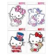 Hello Kitty防水貼紙 德德 韓國 進口 連線