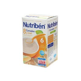 『121婦嬰用品』貝康8種穀類水果麥精