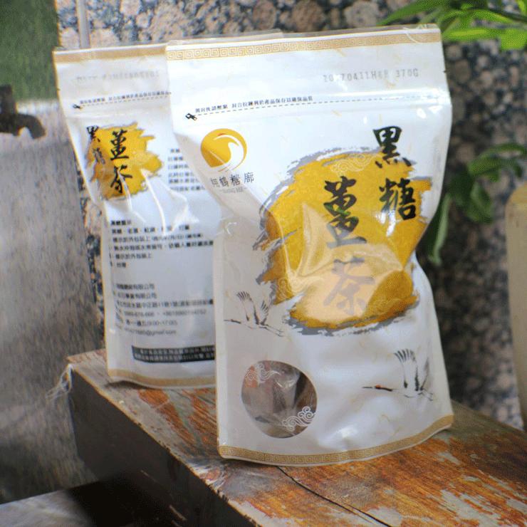 【翔鶴糖廓】五合一薑母茶(大顆,370g) 1
