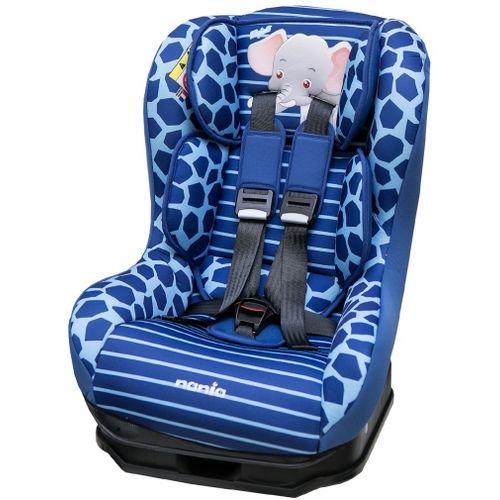 NANIA 納尼亞 0-4歲安全汽座-大象藍(安全座椅)FB00296★衛立兒生活館★