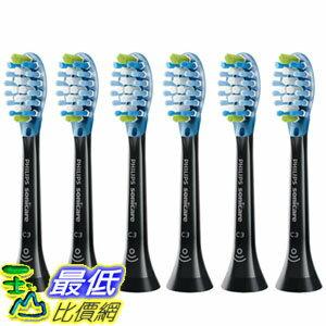 7美國直購] 牙刷頭 (黑白可選) Philips Sonicare Premium Plaque Control with BrushSync, Replacement Toothbrush Hea