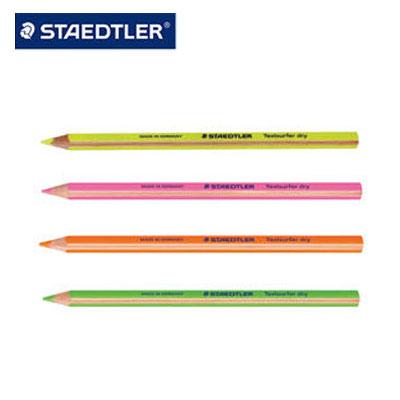 施德樓 MS12864 快樂學園乾式螢光筆 ~12支   打