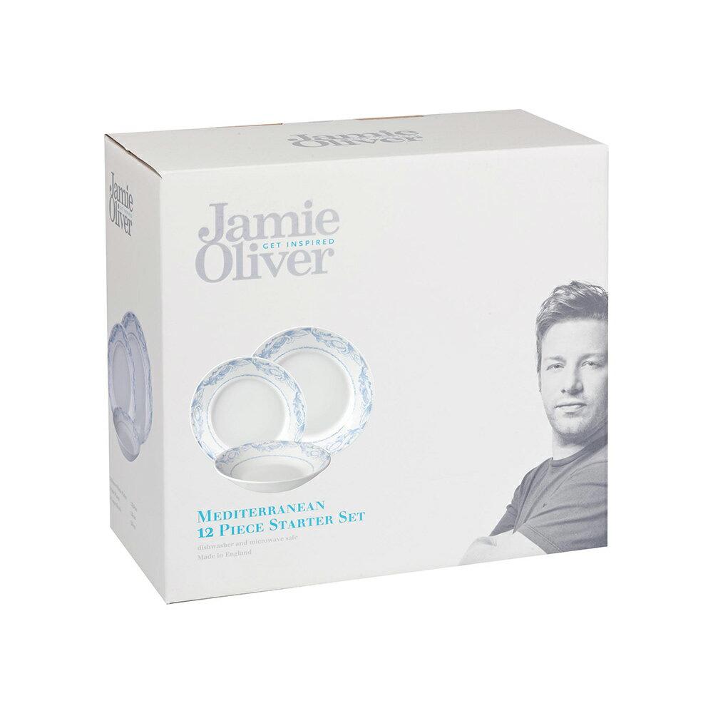 Jamie Oliver 12件餐具組