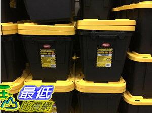 [COSCO代購] C1600082 12GAL/ 45L STORAGE BOX 2PK 12加侖/45公升收納箱 美國制二入一組