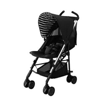 APRICA NEW STICK挑高型單向嬰幼兒手推車-海軍風 NV