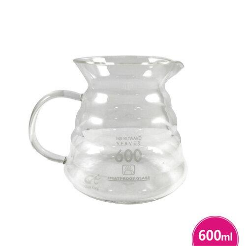 耐熱玻璃雲朵壺600ml-黑蓋(GK-600)