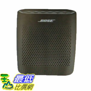[106限時限量促銷] COSCO BOSE SOUNDLINK COLOR 無線迷你藍牙揚聲器 BLUETOOTH SPEAKER C1094474