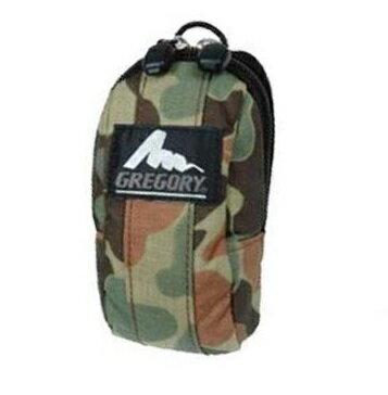 【【蘋果戶外】】GREGORY 75928 二戰迷彩 Padded Case S 美國潮牌 隨身包 外掛包 腰掛包 胸掛包 配件包