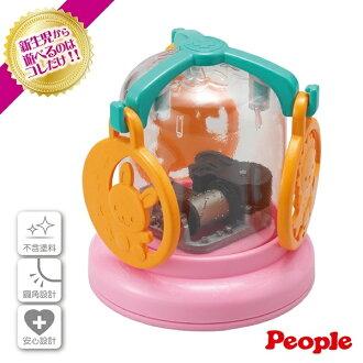 日本【People】枕邊旋轉音樂盒