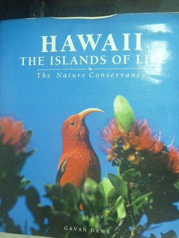 ~書寶 書T8/地理_HSI~Hawaii: The Islands of Life_Da
