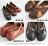 AppleNana。西班牙之夢。配色小葉子瑪麗珍真皮氣墊鞋【QT82291280】蘋果奈奈 1