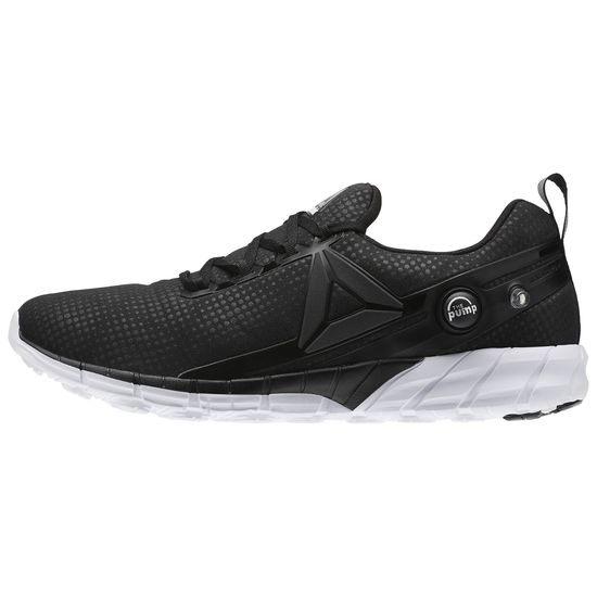 REEBOK Zpump Fusion 2.5 女鞋 慢跑鞋 休閒 充氣 包覆 黑 白 【運動世界】 AR2819