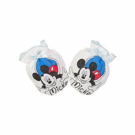 ViViBaby - Disney迪士尼米奇超柔紗布手套 0