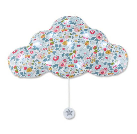 TOI-MÊME法式雲朵音樂夜燈(法式碎花)