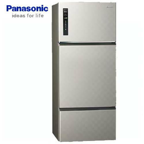 <br/><br/>  【感恩有禮賞】Panasonic 國際 NR-C489TV-S  481L 三門冰箱 銀河灰 ECONAVI 智慧節能科技 無邊框鋼板系列 變頻 新1級能源效率 Ag銀除菌<br/><br/>