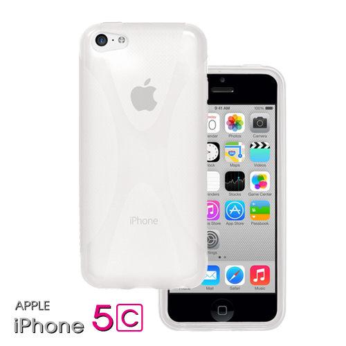 *╯新風尚潮流╭*JETART 捷藝 iPhone 5C手機保護套 矽膠 PC防摔防震 避震袋 潮流雙色搭配 SAG02