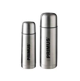 【【蘋果戶外】】Primus 732373 真空不鏽鋼保溫水壼-0.75L 18/8不鏽鋼材質 易壓式止水開關 防漏無毒/保溫瓶/保溫杯