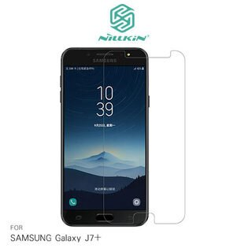 SamsungGalaxyJ7+J7PlusNILLKINAmazingH+Pro超薄型防爆鋼化玻璃貼9H硬度2.5D玻璃保護貼