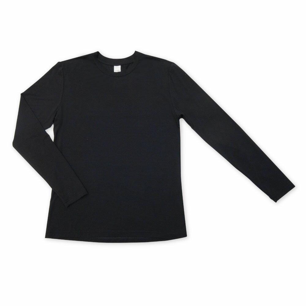 【樂活動】MIT鋅纖維抗敏-男性長袖內衣 1