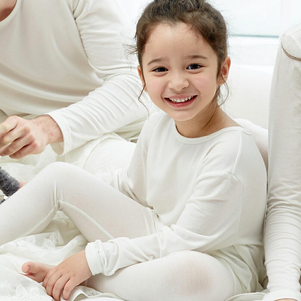 【樂活動】MIT鋅纖維抗敏-兒童長袖內衣 1