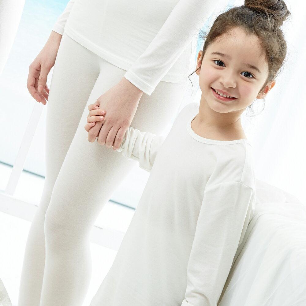【樂活動】MIT鋅纖維抗敏-兒童長袖內衣 3