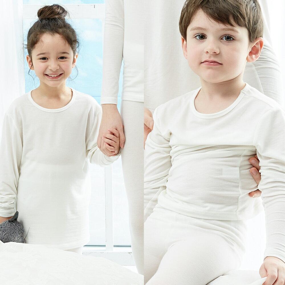 【樂活動】MIT鋅纖維抗敏-兒童長袖內衣