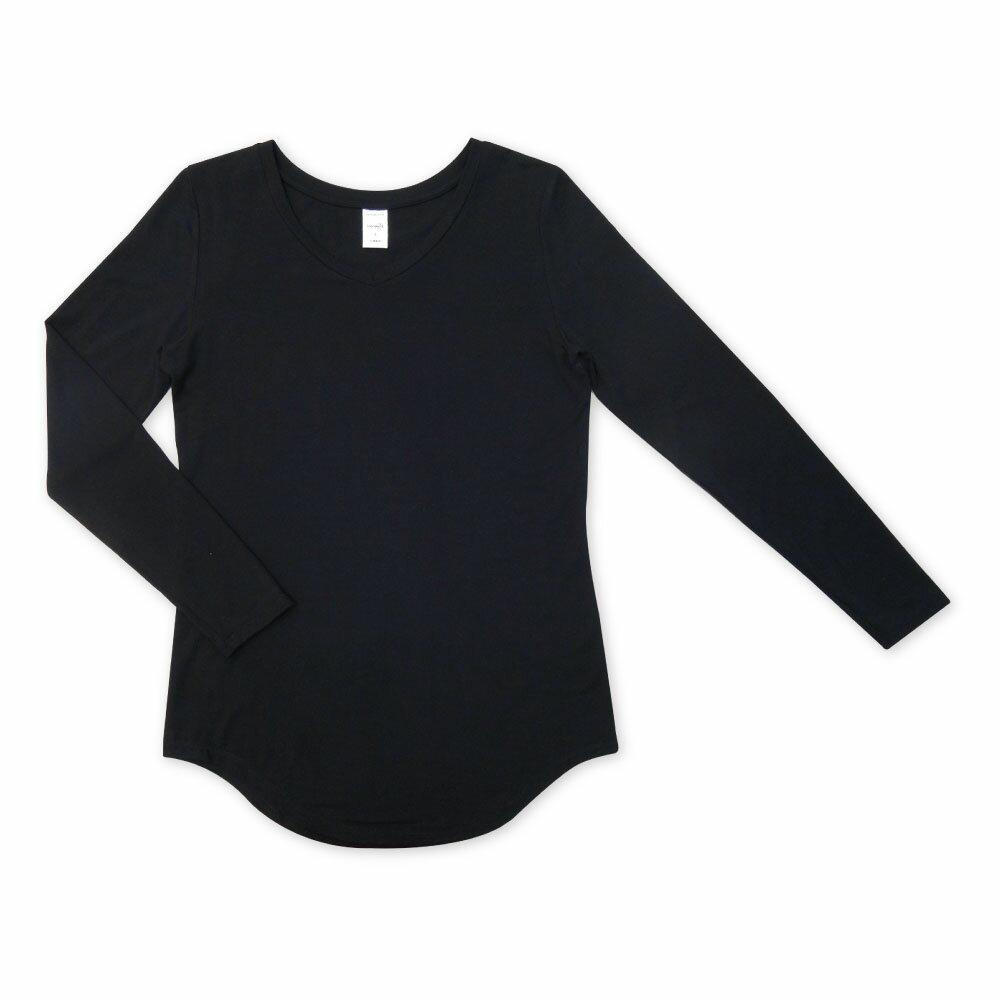 【樂活動】MIT鋅纖維抗敏-女性長袖內衣 3