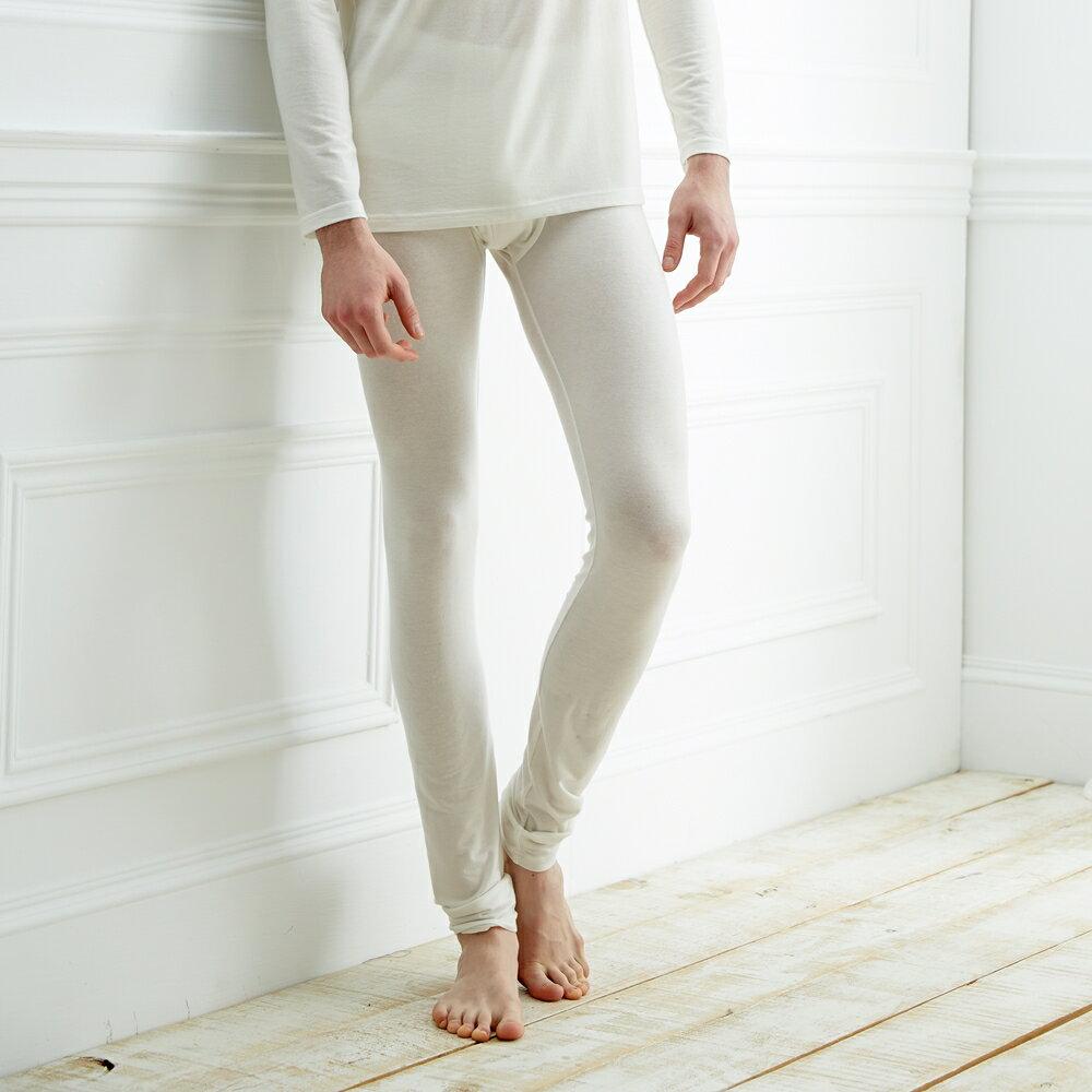 【樂活動】MIT鋅纖維抗敏-男性長褲 - 限時優惠好康折扣