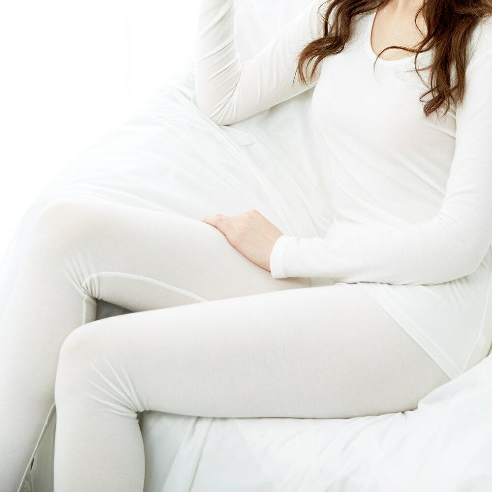 【樂活動】MIT鋅纖維抗敏-女性長褲 0