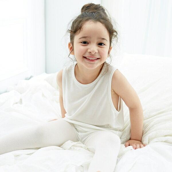 【樂活動】MIT鋅纖維抗敏-兒童無袖內衣 - 限時優惠好康折扣