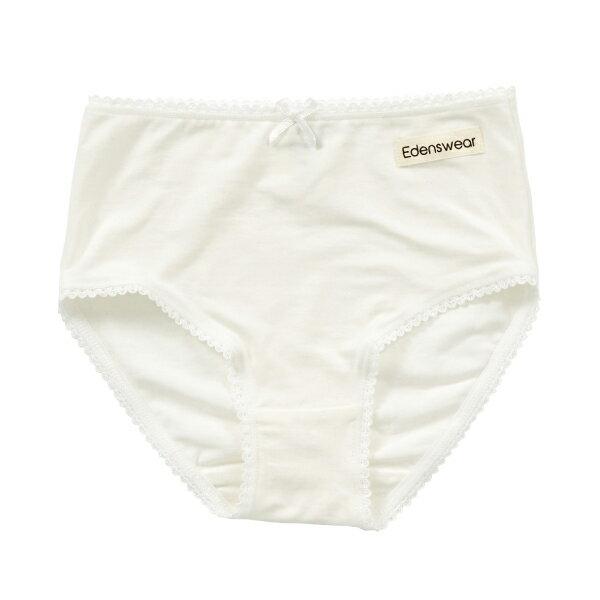 【樂活動】MIT鋅纖維抗敏-女童三角內褲 1