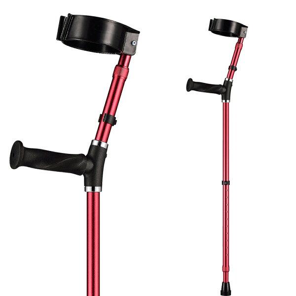 【樂活動】旋轉工學握把型前臂拐杖(左右手)