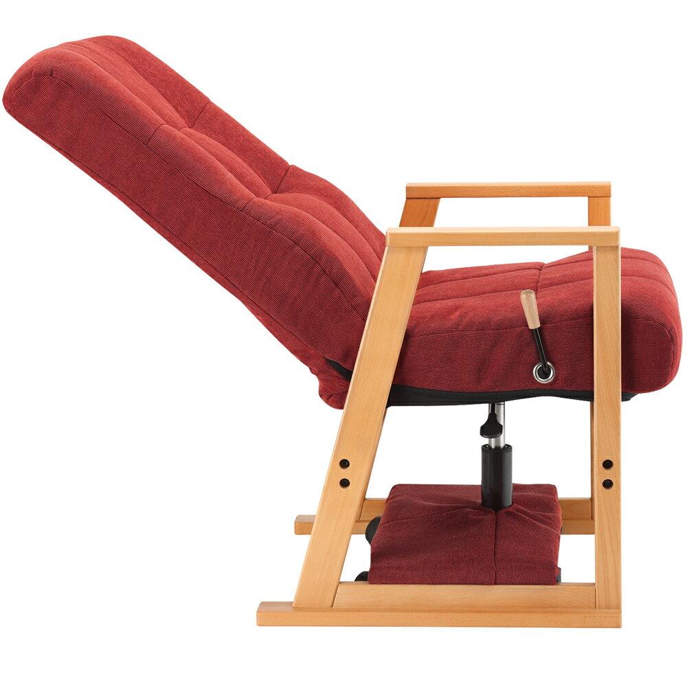 【樂活動】銀享專業護腰折疊型升降沙發椅 1