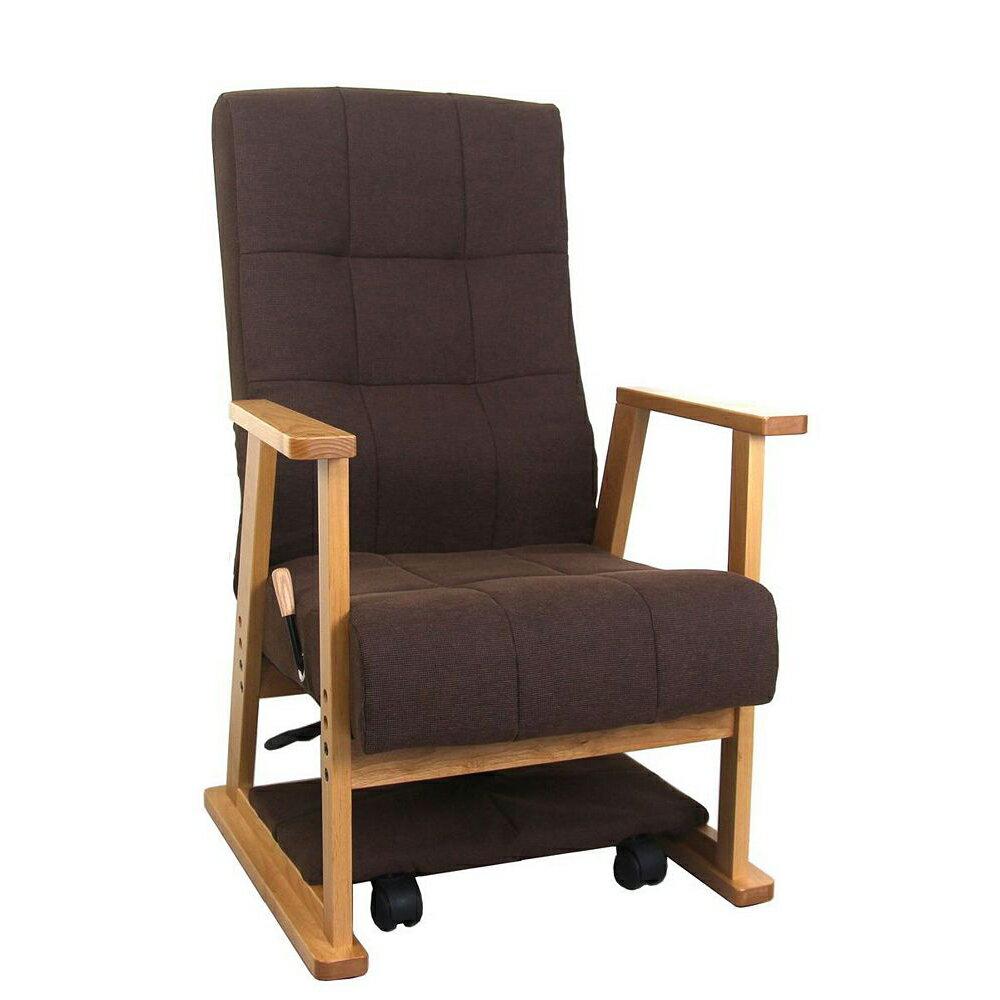 【樂活動】銀享專業護腰折疊型升降沙發椅(附輪) 2