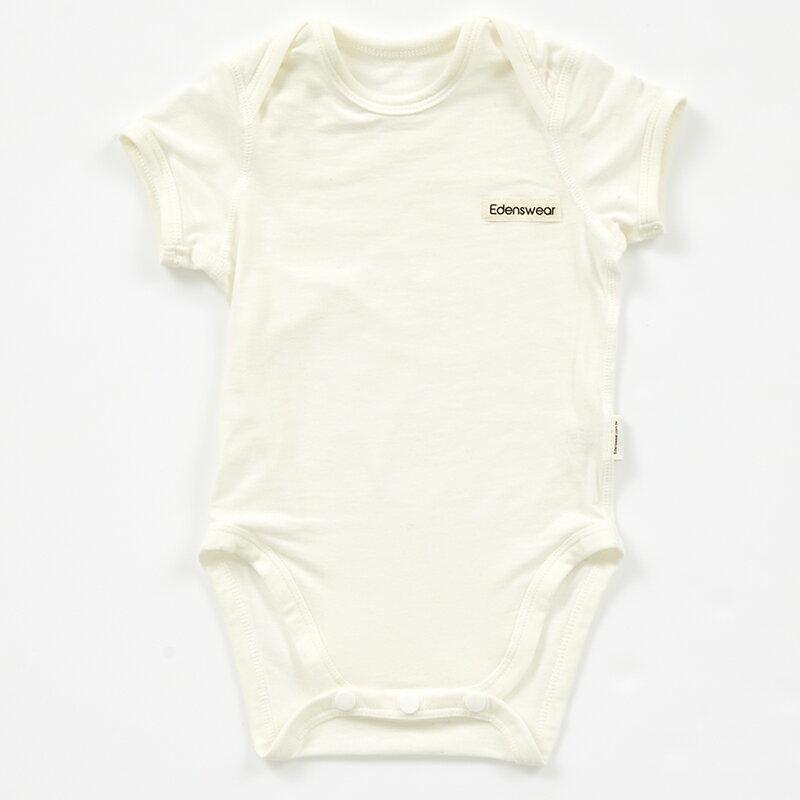 MIT鋅纖維抗敏-嬰兒包屁衣★買兩件再贈指甲剪放大鏡【樂活動】 2