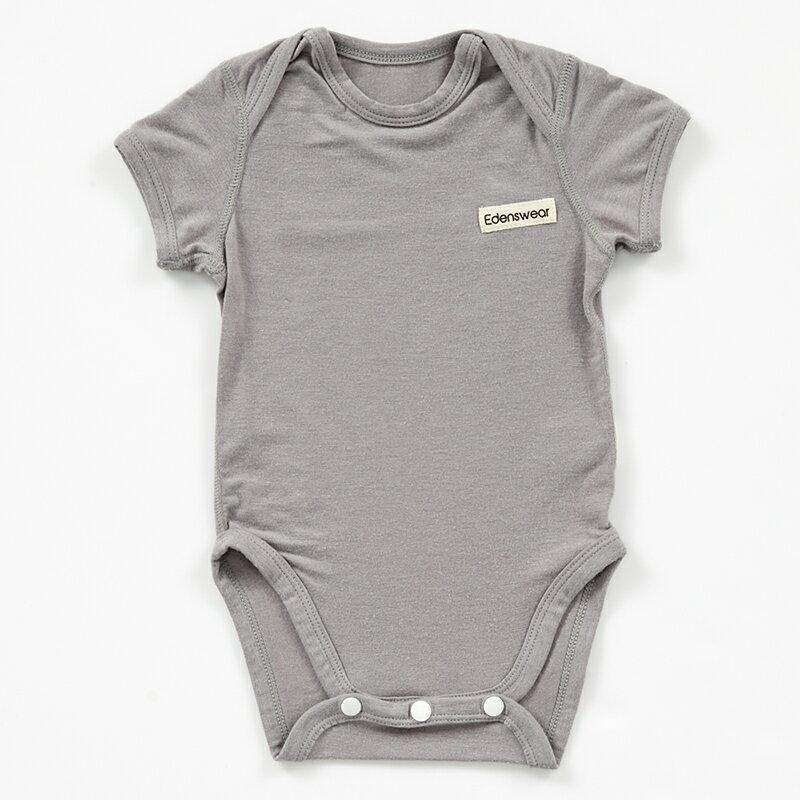 【樂活動】MIT鋅纖維抗敏-嬰兒包屁衣 3