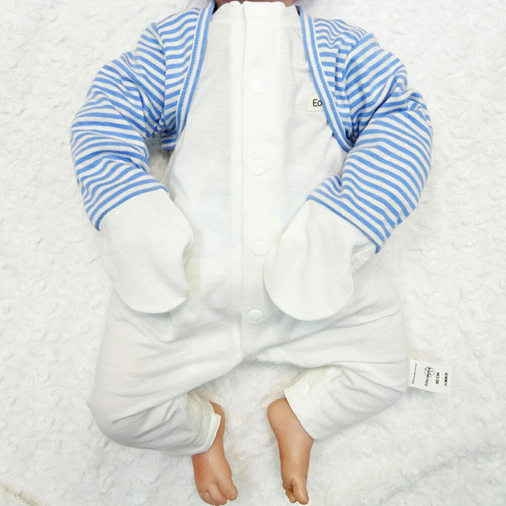 【樂活動】MIT鋅纖維抗敏-防抓袖套背心 0