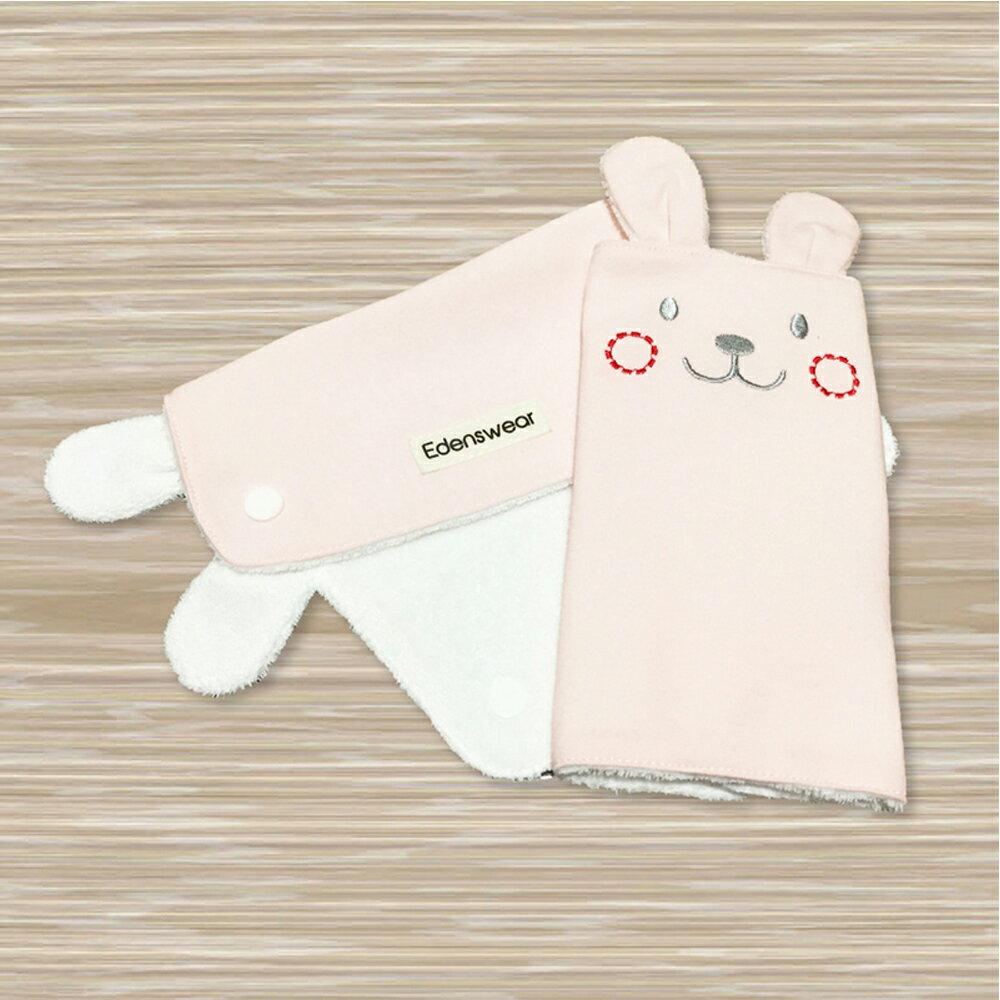 【樂活動】MIT鋅纖維抗敏-造型揹帶口水巾 1