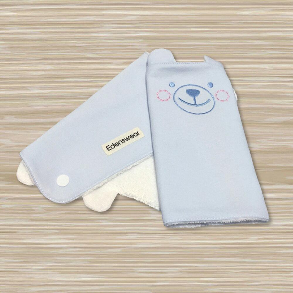【樂活動】MIT鋅纖維抗敏-造型揹帶口水巾 2