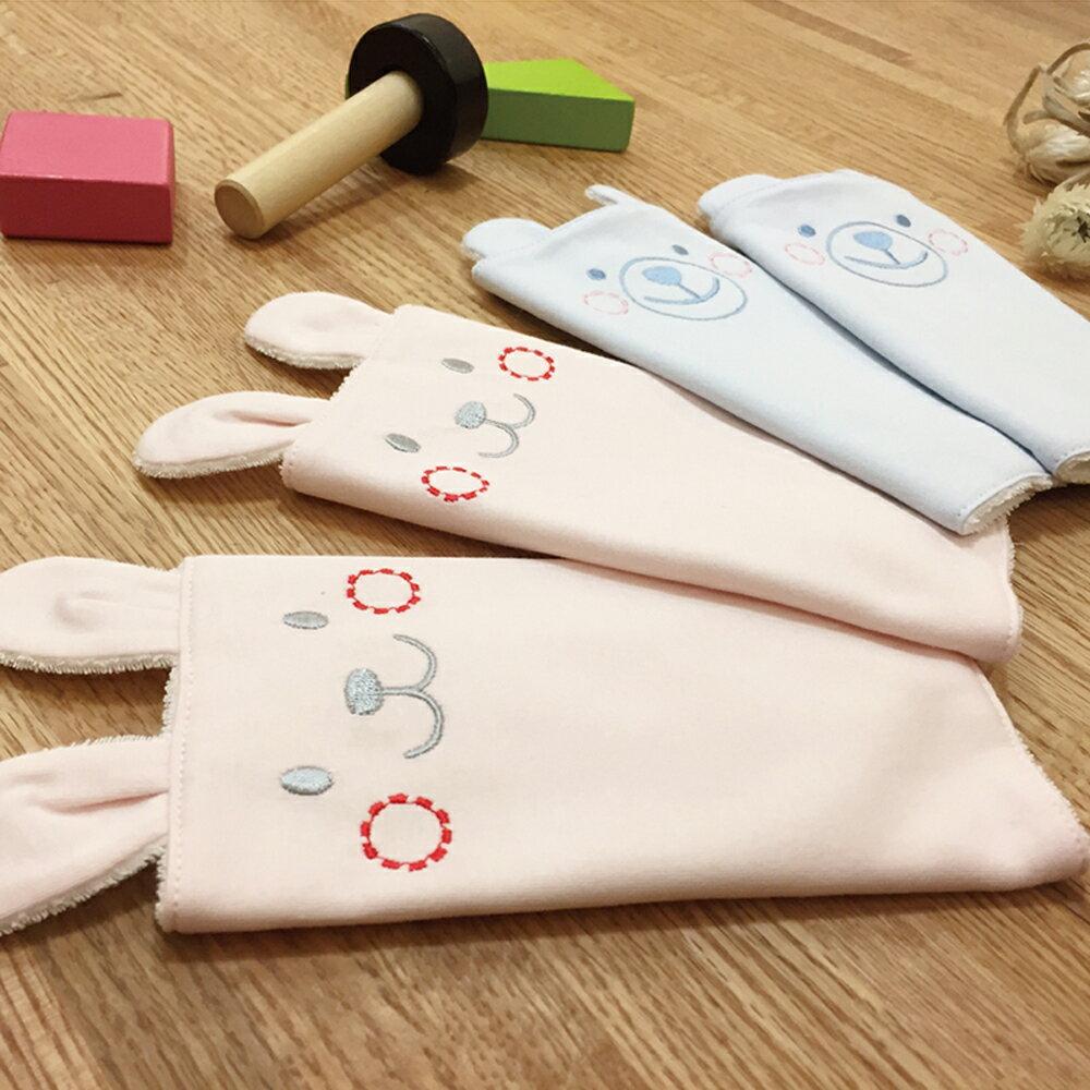 【樂活動】MIT鋅纖維抗敏-造型揹帶口水巾 0