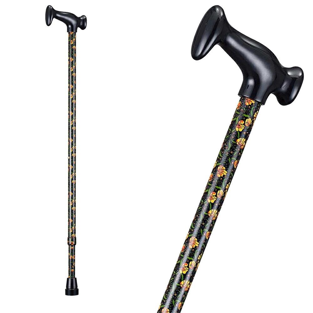 【樂活動】T字調整手杖(塑膠握把) 2