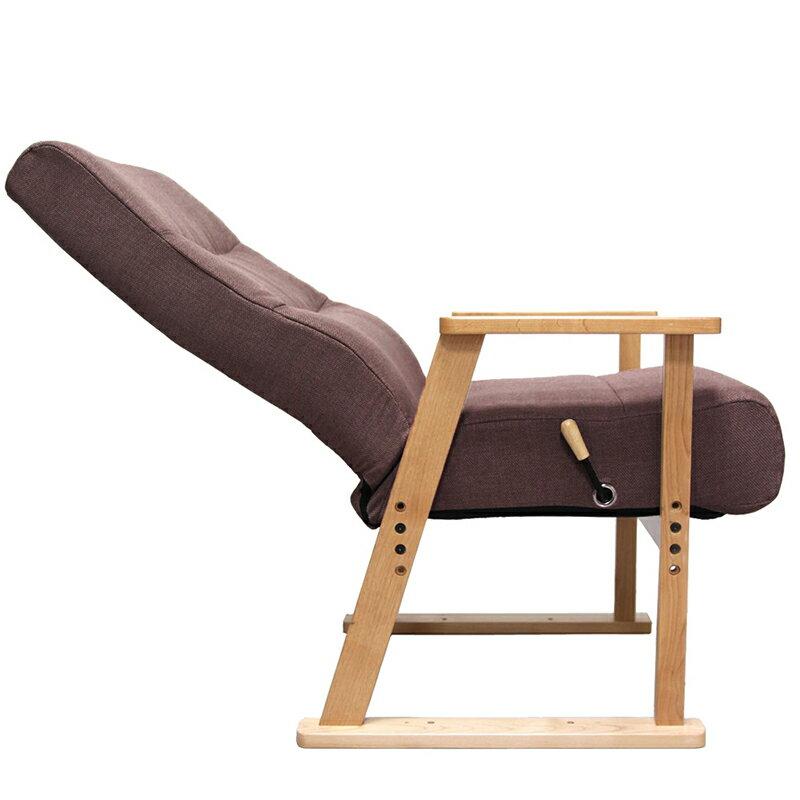 【樂活動】銀享專業護腰折疊沙發椅 2