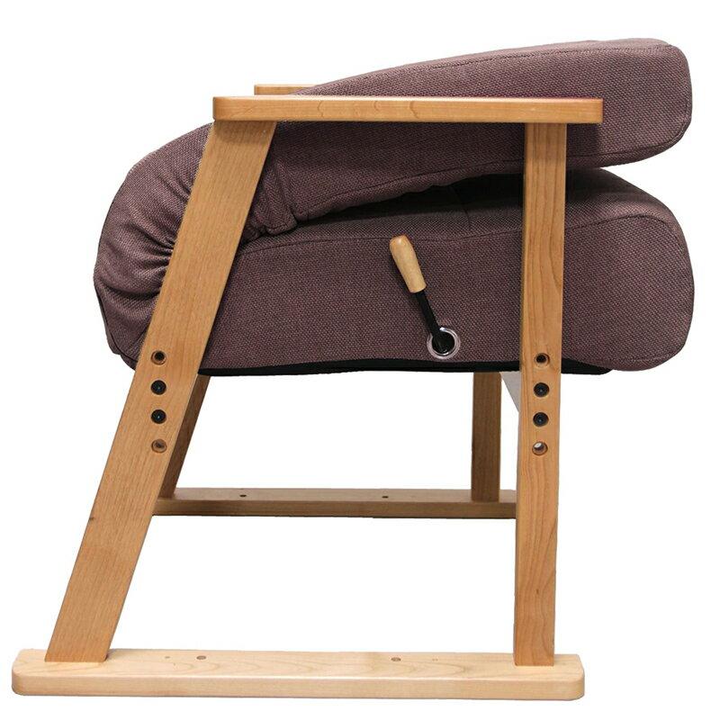 【樂活動】銀享專業護腰折疊沙發椅 3